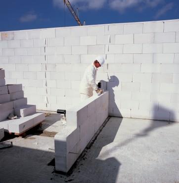 Executie, montaj Case in constructie YTONG - Poza 29