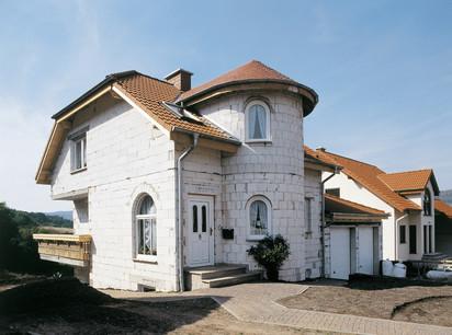 Casa in constructie - vazuta de aproape A+, CLASIC, FORTE Case in constructie