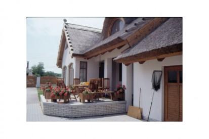 Exemplu de casa realizata cu produse YTONG A+, CLASIC, FORTE Constructii rezidentiale