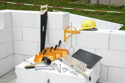 Executie, montaj Sistem constructiv - Punerea in opera YTONG - Poza 65