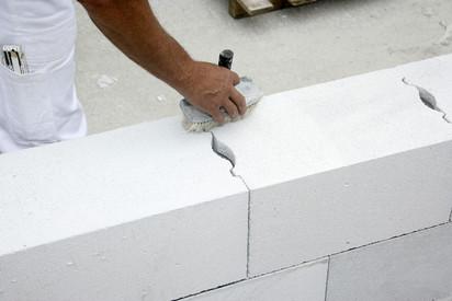 Exemplu de punere in opera a produselor YTONG A+ CLASIC FORTE Sistem constructiv - Punerea in