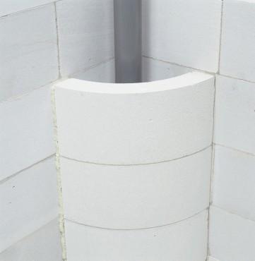 Exemple de utilizare Blocuri pentru interior, placari si izolatii YTONG - Poza 77