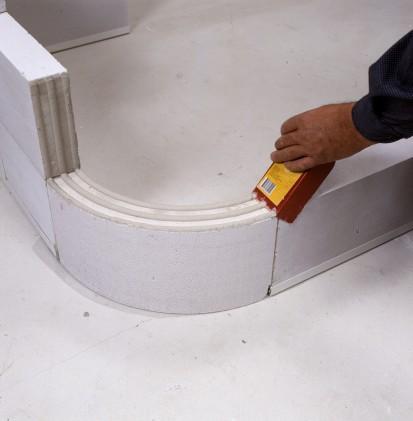 Exemplificare placari si izolatii INTERIO, FORTE, CLASIC, DESIGN Blocuri pentru interior, placari si izolatii