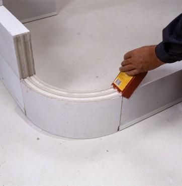 Exemple de utilizare Blocuri pentru interior, placari si izolatii YTONG - Poza 78