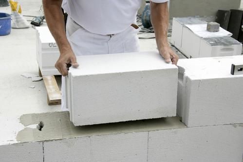 Executie, montaj Blocuri pentru zidarie exterioara YTONG - Poza 95