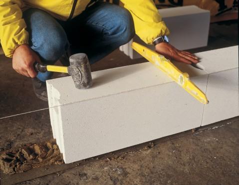 Executie, montaj Blocuri pentru zidarie exterioara YTONG - Poza 89