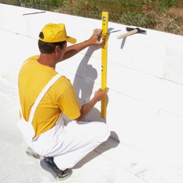 Executie, montaj Blocuri pentru zidarie exterioara YTONG - Poza 90