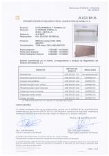 Certificat AIDIMA pentru birouri operative ACTIU