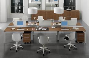 Birouri operative HANSEN ofera o gama variata de birouri operative marca DELLA VALENTINA OFFICE.