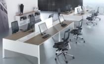 Birouri operative HANSEN ofera o gama variata de birouri operative marca OFIFRAN.