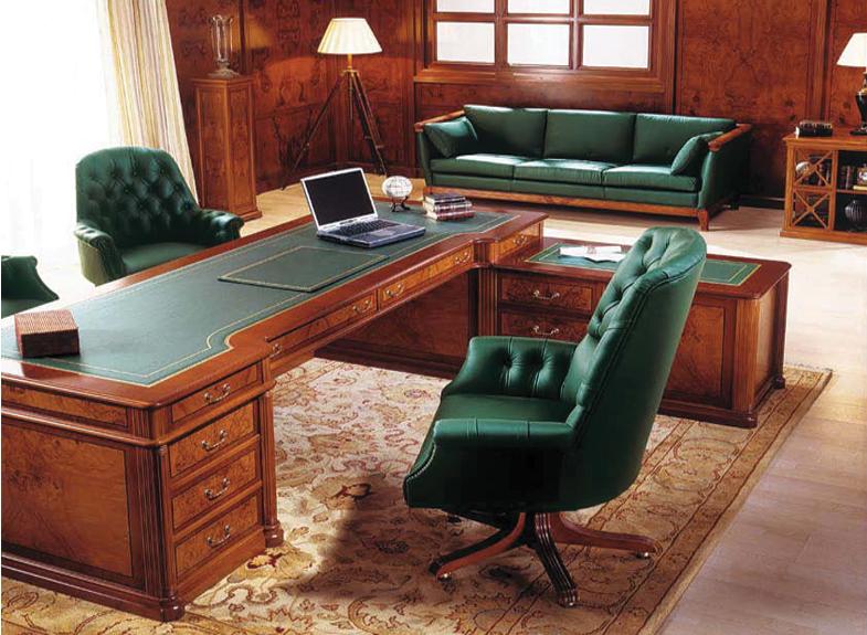 Birouri executive - Clasic art luxe OFIFRAN - Poza 2