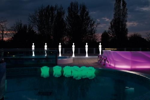 Lampa de exterior MYYOUR - Poza 1