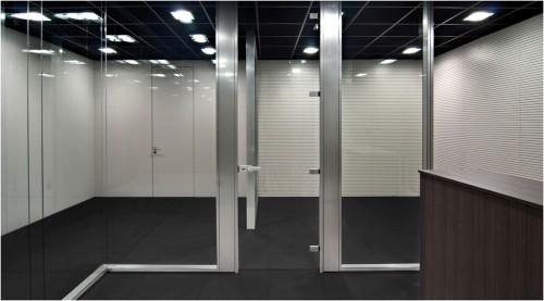 Sistem de compartimentare interioara modulara demontabila PREMO - Poza 5