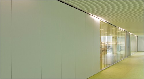 Sistem de compartimentare interioara modulara demontabila PREMO - Poza 7