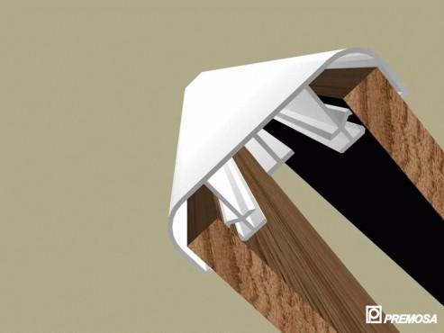 Pereti despartitori modulari demontabili - Detalii 3D rost 10 mm PREMO - Poza 12