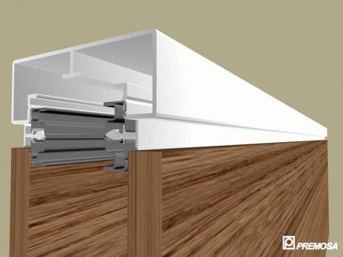 Pereti despartitori modulari demontabili - Detalii 3D rost 10 mm PREMO - Poza 17
