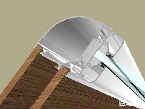 Pereti despartitori modulari demontabili - MV - Detalii 3D PREMO - Poza 11