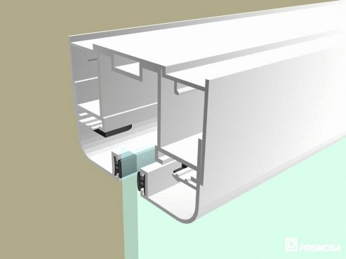 Pereti despartitori modulari demontabili - MV - Detalii 3D PREMO - Poza 14