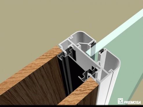Pereti despartitori modulari demontabili - MV - Detalii 3D PREMO - Poza 16