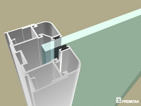 Pereti despartitori modulari demontabili - MV - Detalii 3D PREMO - Poza 17