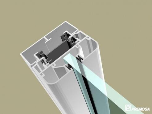 Pereti despartitori modulari demontabili - MV - Detalii 3D PREMO - Poza 18
