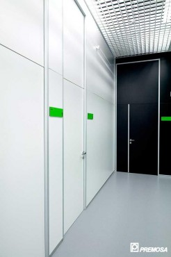 Sistem de compartimentare interioara modulara demontabila PREMO - Poza 1