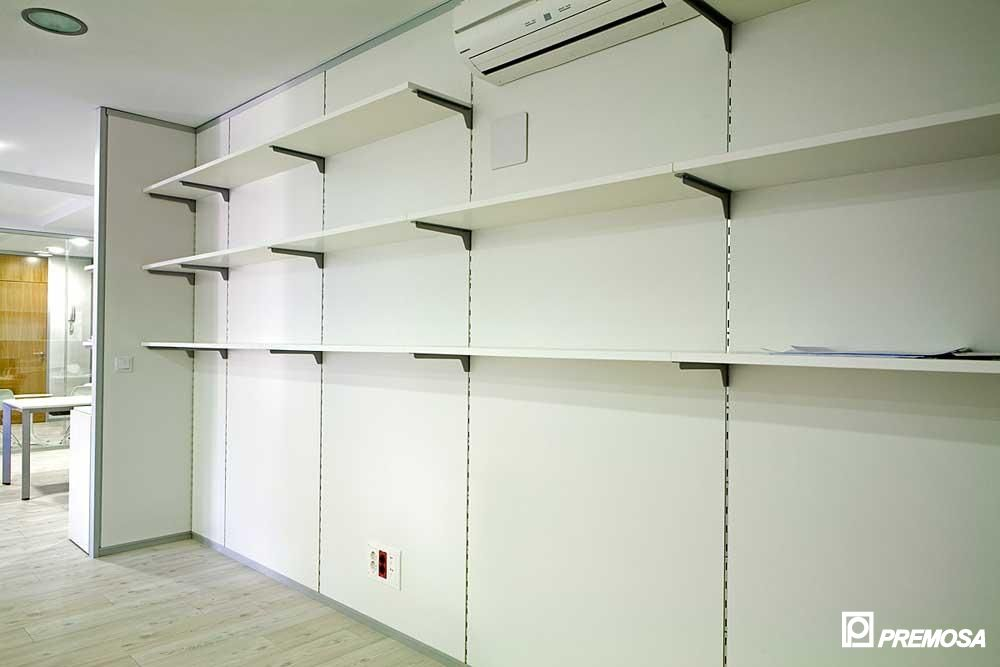Sistem de compartimentare interioara modulara demontabila PREMO - Poza 8