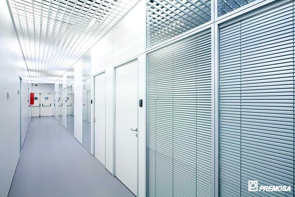 Sistem de compartimentare interioara modulara demontabila PREMO - Poza 10