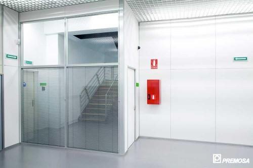 Sistem de compartimentare interioara modulara demontabila PREMO - Poza 12