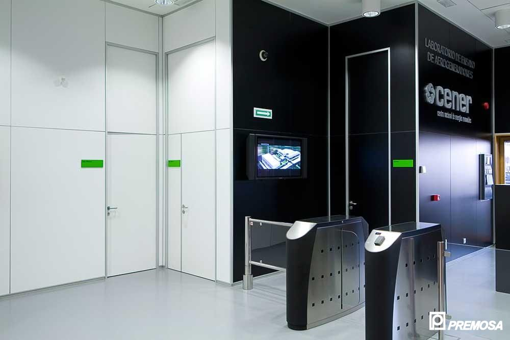 Sistem de compartimentare interioara modulara demontabila PREMO - Poza 24