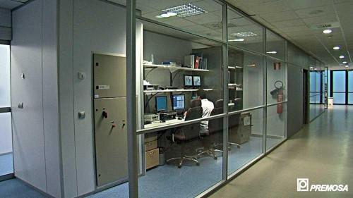 Sistem de compartimentare interioara modulara demontabila PREMO - Poza 11