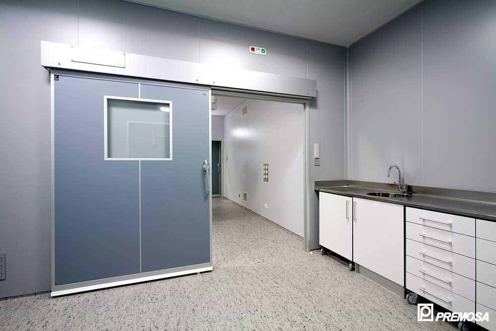 Sistem de compartimentare interioara modulara demontabila PREMO - Poza 16