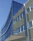 structura1 | Profile compozite pentru fatade ventilate | structura