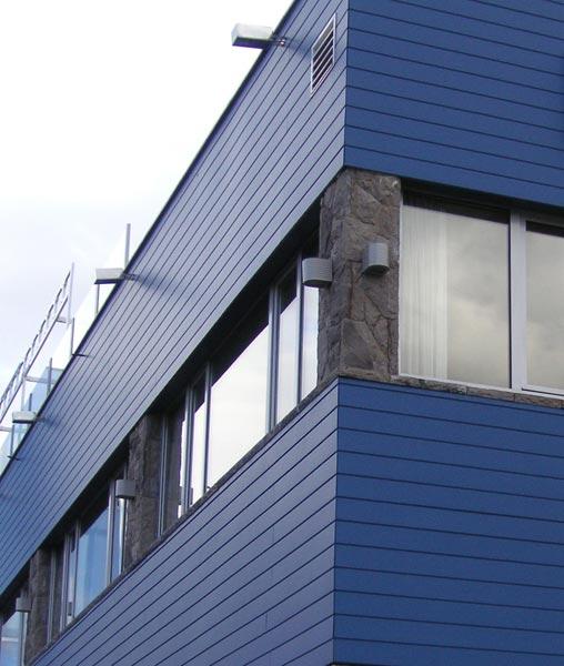 Profile compozite pentru fatade ventilate WERZALIT - Poza 1