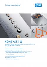 Panou comanda ascensor - KSS 130 KONE