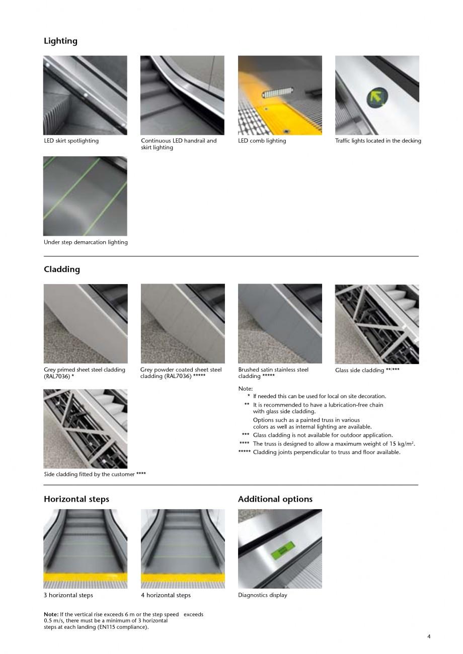 catalog brosura scari rulante transitmaster 120 kone. Black Bedroom Furniture Sets. Home Design Ideas