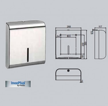 Dispenser de prosoape de hartie FRANKE - Poza 13