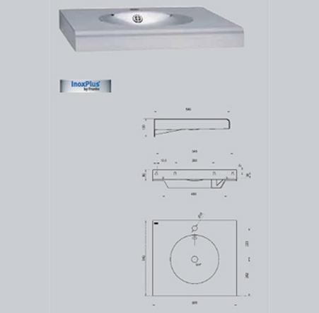 Lavoar Aquina S FRANKE - Poza 19