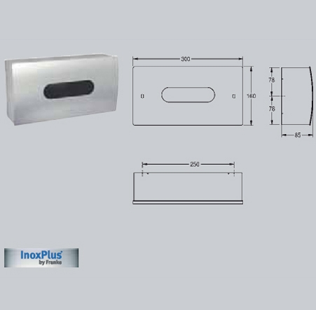 Dispenser de batiste de hartie FRANKE - Poza 13