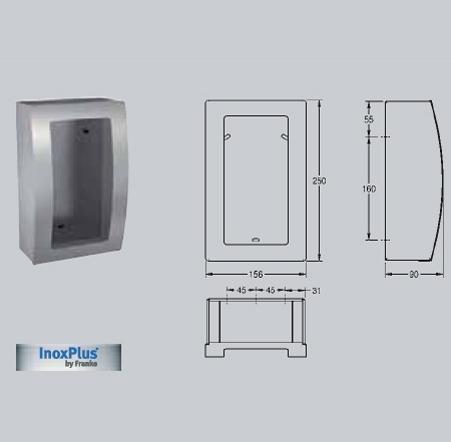 Dispenser de pungi igienice - STRX615 FRANKE - Poza 17