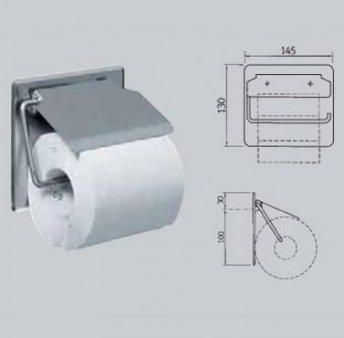 Suport pentru hartie igienica FRANKE - Poza 32