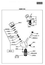 Baterie baie manuala FRANKE