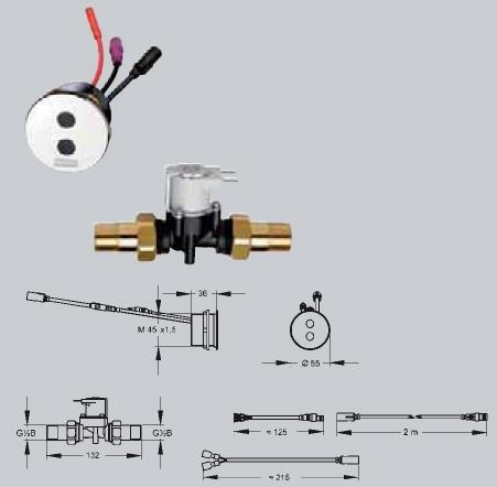 Baterii si robineti cu actionare electronica FRANKE - Poza 1