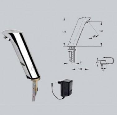 Baterii si robineti cu actionare electronica FRANKE - Poza 9
