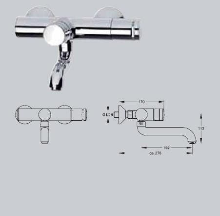Baterii si robineti cu inchidere hidraulica FRANKE - Poza 4