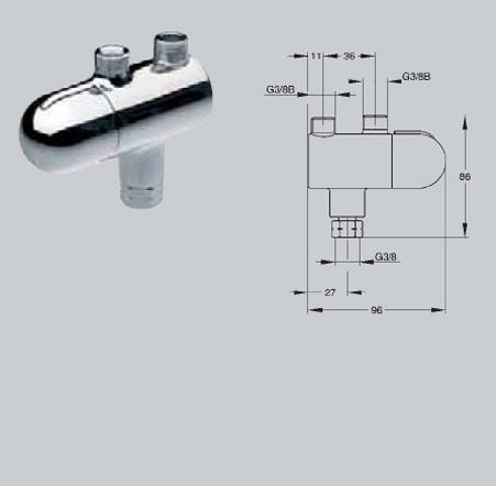 Baterii si robineti cu inchidere hidraulica FRANKE - Poza 13