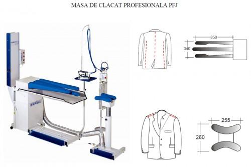 Mese de calcat profesionale PRIMULA - Poza 15