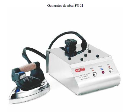 Generatoare de abur casnic LELIT - Poza 1