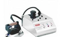 Generator de abur pentru uz casnic Generator de abur PS 21 - este un fier de calcat cu generator de abur separat de 1.4 litri. Consumul practic este 1 litru/ora. Carcasa este din inox. Pentru un fier casnic, acesta contine 4 sisteme de siguranta: presostat, termostat cu sonda pentru rezistenta, valva mecanica pentru supra-presiune, semnalizator pentru lipsa apa, de asemenea, contine si o electrovalva interna.