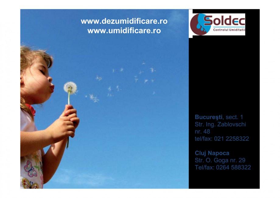 Pagina 1 - Prezentare companie SOLDEC WOODS AUSTRIA Catalog, brosura Romana www.dezumidificare.ro...